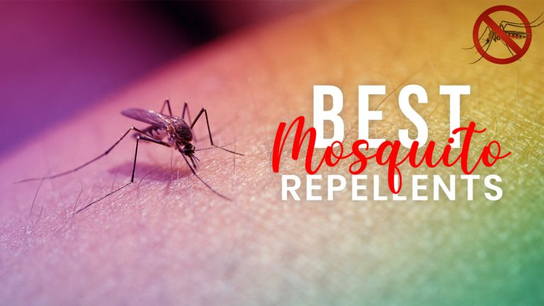 Top 21 Best Mosquito Repellents | Best Zappers, Sprays, Traps & Foggers